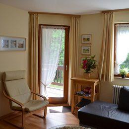 Ferienwohnung Titisee buchen Wohnung 11 Balkonzugang