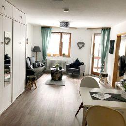 Ferienwohnung Titisee buchen Wohnung 12 Wohnraum