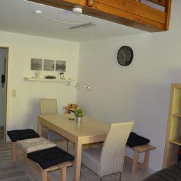 Ferienwohnung Titisee buchen Wohnung 18 Essbereich