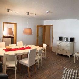 Ferienwohnung Titisee buchen Wohnung 2 Wohnraum
